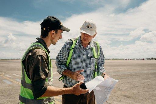 An air coordinator, air coordination