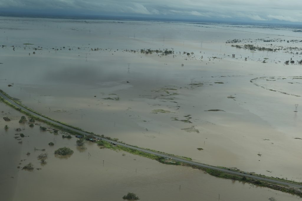 2019 floods after IDAI
